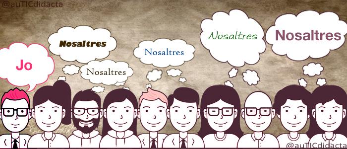 Sobre el altruismo y el egoísmo de parte de la sociedad Catalana
